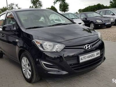używany Hyundai i20 I (2008-2014)