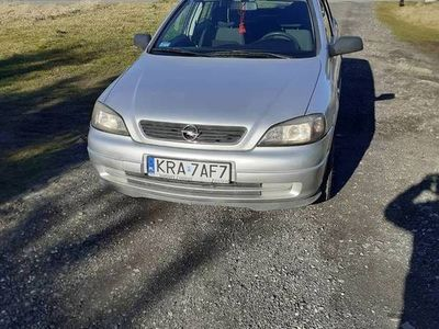 używany Opel Astra II 2004R ( zadbana)