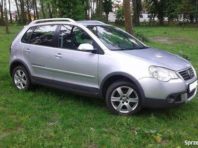 używany VW Polo Cross 2006 rok 1,4 benzyna idealny