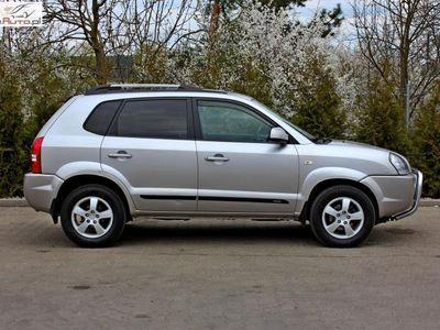 używany Hyundai Tucson 2dm3 113KM 2005r. 185 000km 2.0 CRDI 4x4 185tys. km