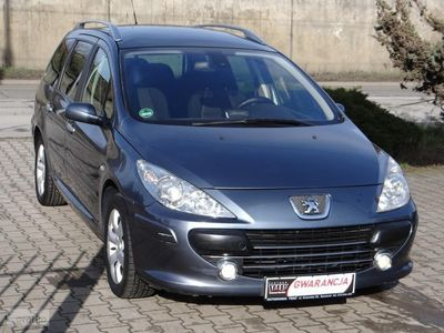 używany Peugeot 307 II SW-7 Osobowy-2.0 Benzyna-Automat-Navi-Panorama=, Szczecin