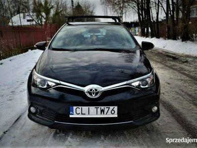 używany Toyota Auris S. Polska/ Serwisowana/ Faktura marża/ Okazja/ Polecam II (2012-)