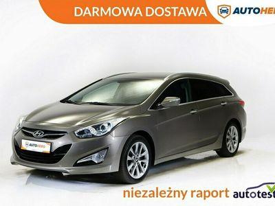 używany Hyundai i40 DARMOWA DOSTAWA, Navi, LED, Skóra, Klima auto, I właśc, Hist. Serwis