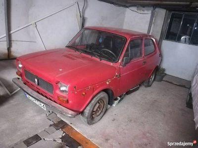 używany Fiat 125 127p mk1 1974 126polonez