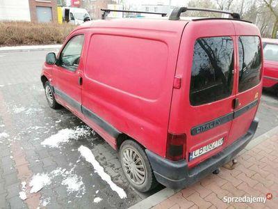 używany Citroën Berlingo 1.9 diesel blaszak