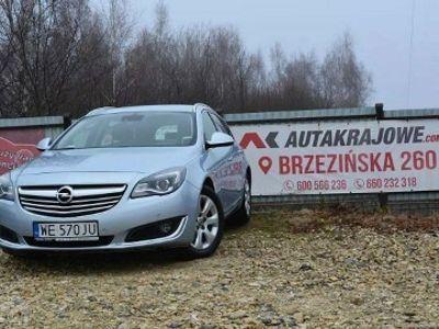 używany Opel Insignia Country Tourer 2.0CDTI 163KM COSMO, 1 wł, salon PL, FV 23%, gwarancja, Łódź