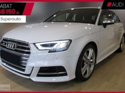 używany Audi S3 Sportback S3 III (8V) 2.0 TFSI (300KM) Quattro | Zostań w domu, wszystko zał