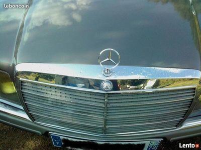 używany Mercedes 280 W126 SEklasyk projekt oryginał zamiana