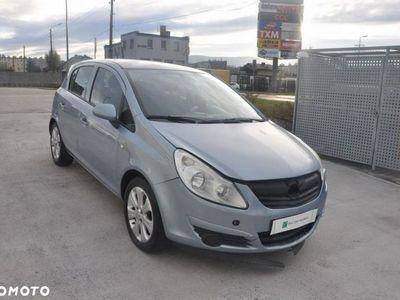 used Opel Corsa D
