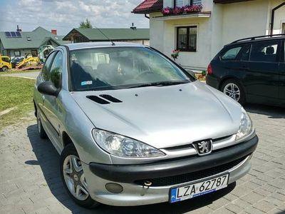 używany Peugeot 206 2004r