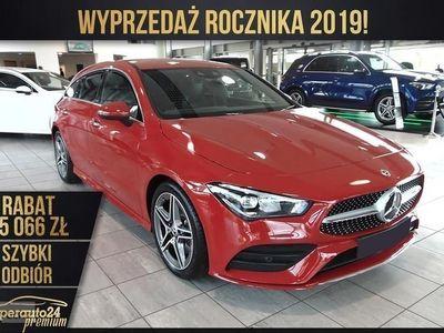 używany Mercedes CLA200 Klasa(150KM)   AMG + Premium + Nawigacja   Wyprzedaż rocznika 2019!, Chorzów
