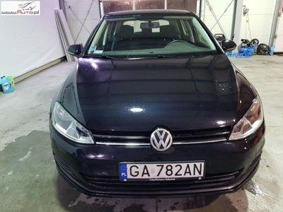 używany VW Golf VII Golf 1.2dm3 110KM 2017r. 44 179km1.2 TSI BMT Trendline