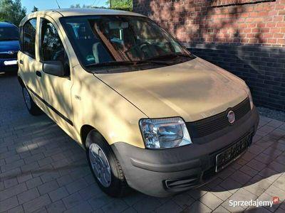 używany Fiat Panda 1.2 benzyna 2009r 1 właściciel