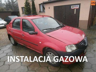 używany Dacia Logan Logan sprzedamINSTALACJA GAZOWA I (2004-2012)