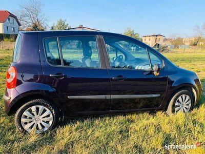 używany Renault Modus zadbany bez korozji Full wypas