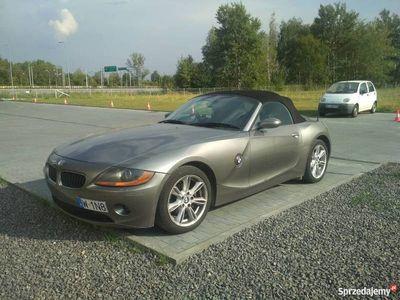 używany BMW Z4 2.2 benzyna+gaz Zarejestrowany w PL Anglik