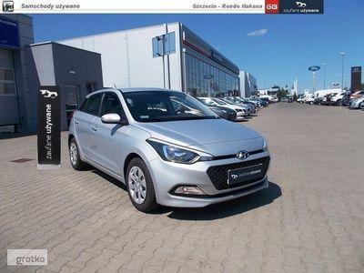 używany Hyundai i20 II 1.2 84KM, Gwarancja, VAT 23%, Szczecin