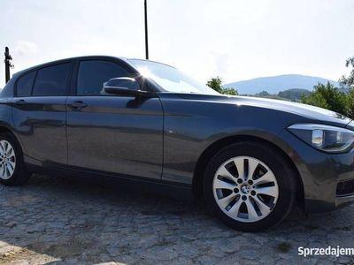 używany BMW 116 d Sport line! Hit niski przebieg! Full opcja!