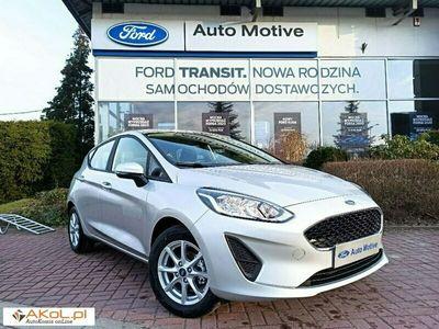 używany Ford Fiesta 1.1dm 75KM 2020r. 10km