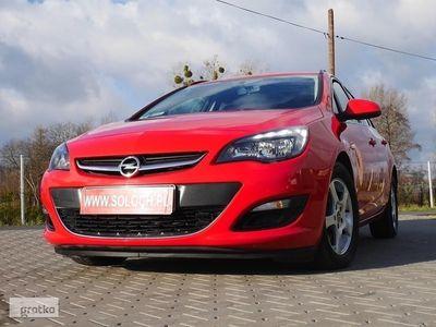 używany Opel Astra 1.7CDTI 110KM Kombi -Serwisowany -FILM VIDEO -Zobacz