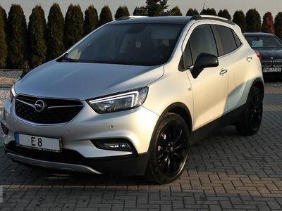 używany Opel Mokka 1.4 Turbo Navi OnStar Klimatronik Gwarancja 12 m-cy !!!, Słupca