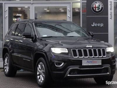używany Jeep Grand Cherokee 3dm 250KM 2015r. 75 348km