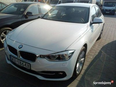 używany BMW 318 F30 2.0 150KM