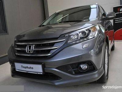 używany Honda CR-V 2dm 155KM 2012r. 178 000km
