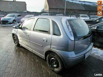 używany Opel Corsa Selection Climatronic Oryginalny Przebieg