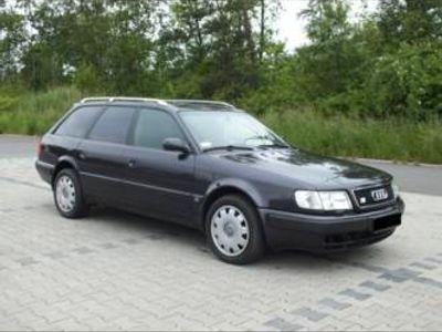 używany Audi S4 C4 2.2 Turbo Avant 6B manual 1992r