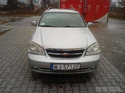 używany Chevrolet Lacetti LACETTI 1.6 BENZYNA +GAZ1.6 BENZYNA +GAZ