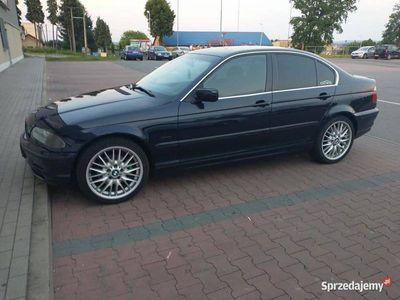 używany BMW 325 E46 i + LPG 192KM