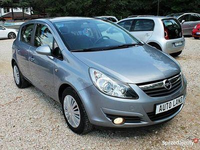 używany Opel Corsa 1.4 90KM!2009r!132Tys.km!Klimatyzacja!Tempomat!Półskóry!Stan bdb! D (2006-2014)