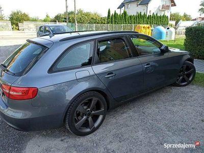 używany Audi A4 automat sprzedaż lub zamiana bez wkładu