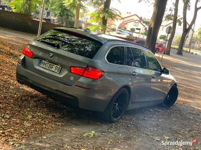 używany BMW 530 Seria 5 F11 d