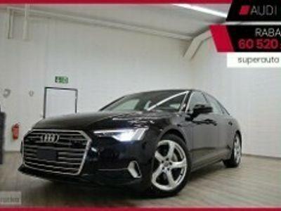 używany Audi A6 V (C8) 2.0 40 TDI quattro (204KM) | SPORT | + S line + Business + Keyless