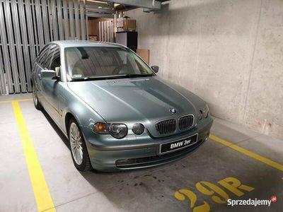 używany BMW 325 ti 192KM Automat, Bogata opcja
