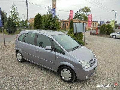 używany Opel Meriva 1.6dm 105KM 2004r. 156 000km