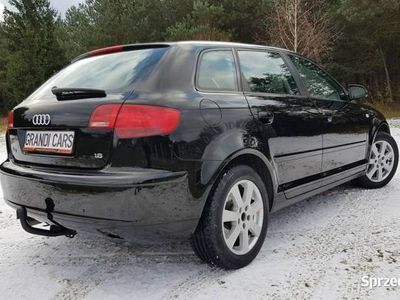 używany Audi A3 1.6dm 102KM 2006r. 192 000km