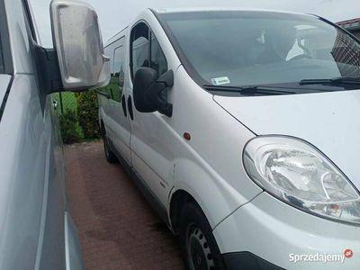 używany Opel Vivaro 9 os Long klima nawiewy