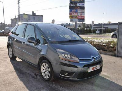 używany Citroën C4 Picasso 1.6dm 109KM 2010r. 125 000km