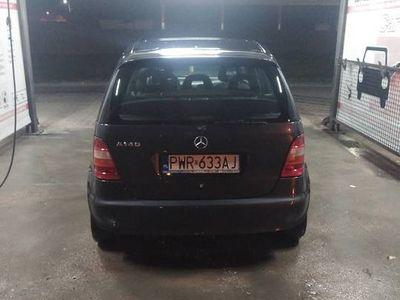 używany Mercedes A140 Tanio