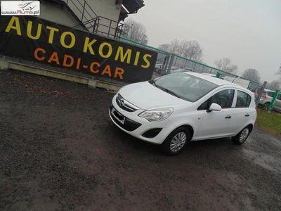 używany Opel Corsa 1.3dm3 75KM 2013r. 197 000km