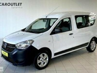 używany Dacia Dokker 5 miejsc, F-a VAT, salon PL, 12 m-cy gwarancji