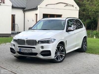 używany BMW X5 III (F15) M50d, Wrocław