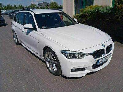 używany BMW 320 2dm 190KM 2019r. 42 450km