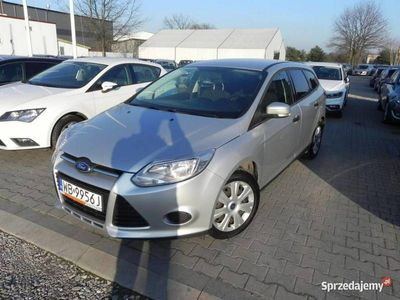 używany Ford Focus III 1.6 TDCI (95 KM) Salon PL F-vat, Warszawa