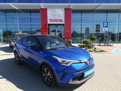 używany Toyota C-HR 1.8 Hybrid Dynamic Salon PL Serwis ASO Gwarancja fabryczna do 07/20