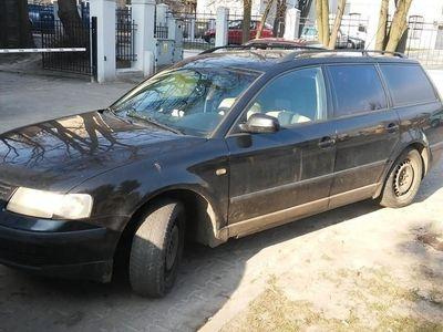 używany VW Passat B5 1.6+Gaz zarejestrowany,pelnosprawny