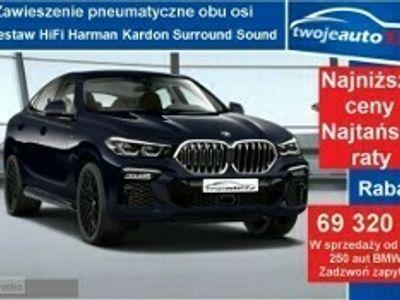 używany BMW X6 G06 xDrive 40i, Pak. sportowy M, Business Class, Wentylacja foteli+Laser